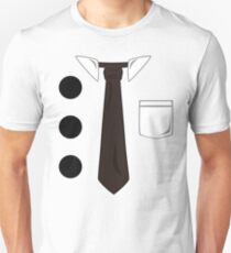 Three Hole Punch Jim Slim Fit T-Shirt