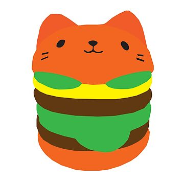 Catburger by hmoonindustries