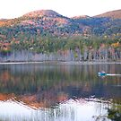 Acadia National Park, Sunset in the fall by snittel