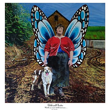 Eilish and Chester by john-dalton