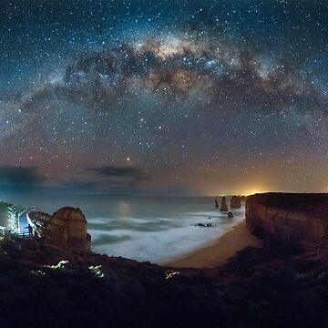 Twelve Apostles Astro by hangingpixels