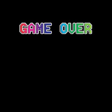 Game Over by lizsere87