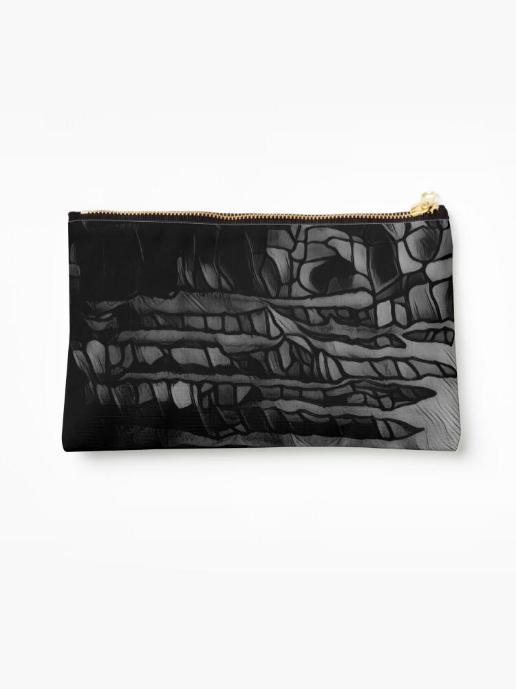 Black abstract print, 2018 by AlyinWonderland