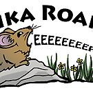 Pika Roar by Abby Wilson
