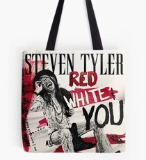 steven red white tyler you tour 2018 2019 marten Tote Bag 8a6a841db74