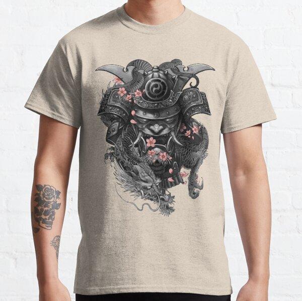 Samurai helmet Classic T-Shirt