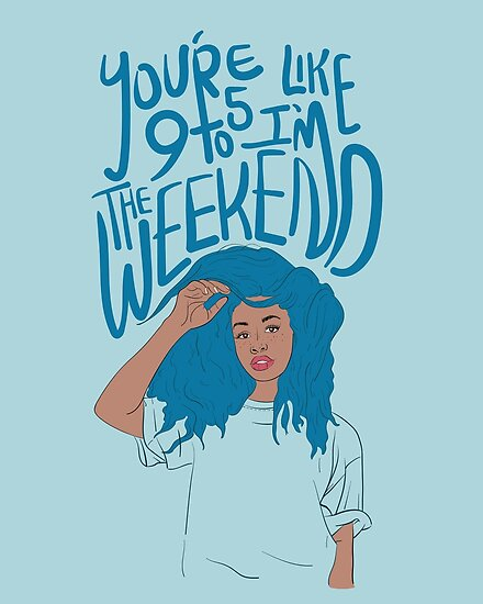 I'm The Weekend by Strange City