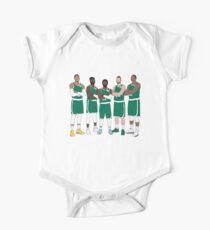 The Celtics' Big 5 One Piece - Short Sleeve
