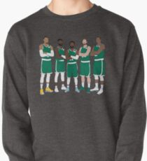 The Celtics' Big 5 Pullover