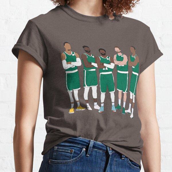 The Celtics' Big 5 Classic T-Shirt