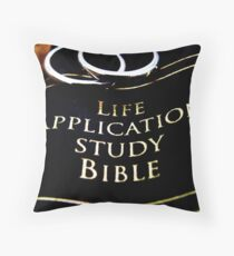 Commitment Throw Pillow