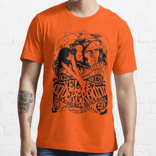 Velvet Underground Halloween T-shirt essentiel