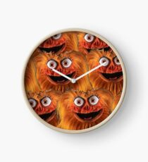 Gritty 4ever Clock