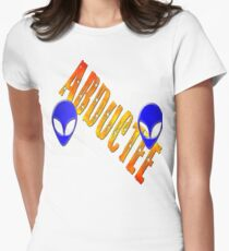 ~* Abductee *~ Womens Fitted T-Shirt