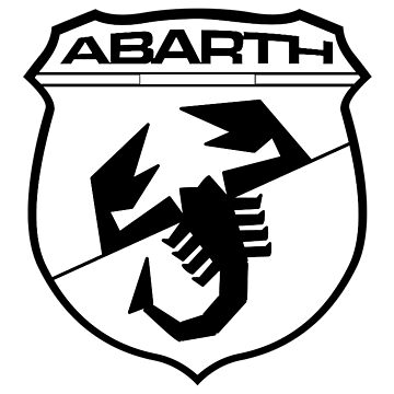 Abarth Black Pocket by roccoyou