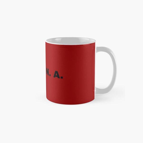 Human Law Does Not Apply Classic Mug
