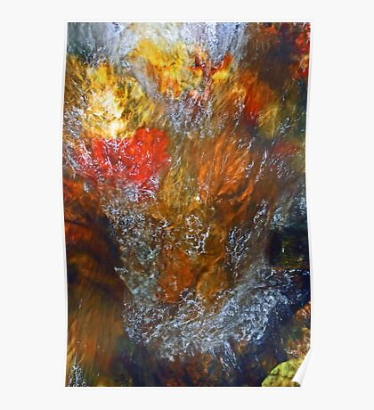 Colour Blaze Poster