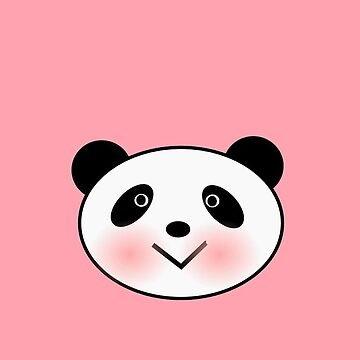 Panda Pinky by Chillee