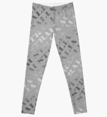 Illuminated Elegance (poster on white) Leggings