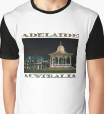 Illuminated Elegance (poster on white) Graphic T-Shirt