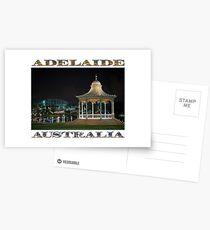 Illuminated Elegance (poster on white) Postcards