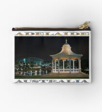 Illuminated Elegance (poster on white) Studio Pouch