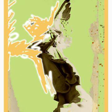 angel wing by truecolors