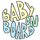 Baby on Board by cozyreverie