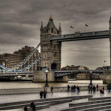 Tower Bridge by JonoBoyd