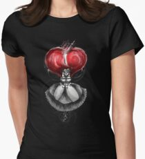 Rainbow Punk: Crimson Lolita T-Shirt