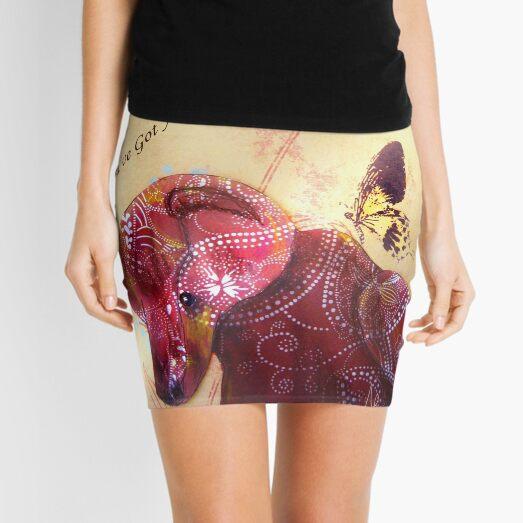 You've Got A Friend Mini Skirt