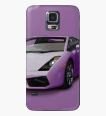 Purple Lamborghini Device Cases Redbubble