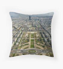 Montparnasse   Throw Pillow