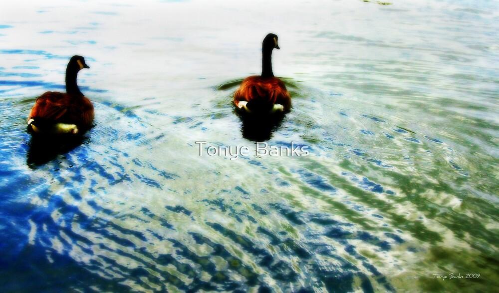I'll be seeing you by Tonye Banks