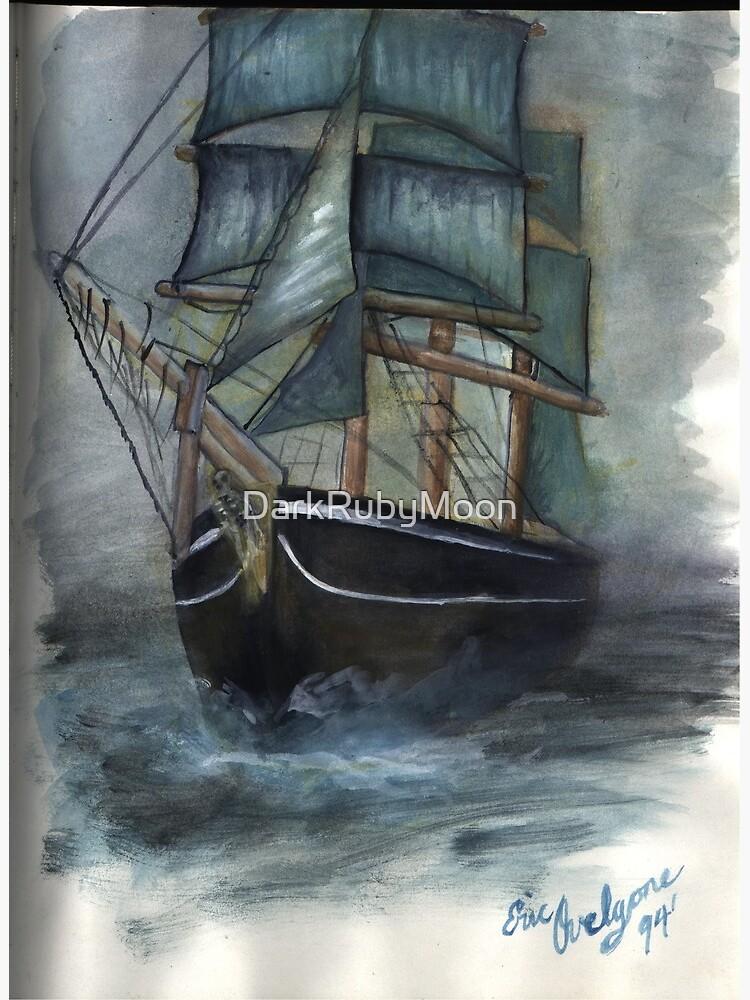 Ghost Ship by DarkRubyMoon