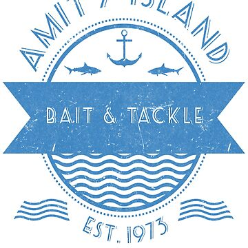Amity Island Bait by Beni-Shoga-Ink