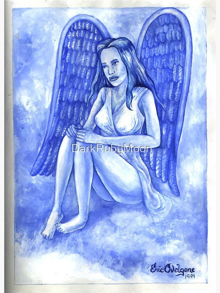 Blue Angel by DarkRubyMoon