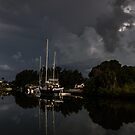 Storm Approaching by Briana McNair