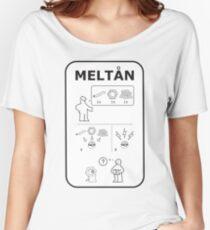 Ikea Meltan Women's Relaxed Fit T-Shirt