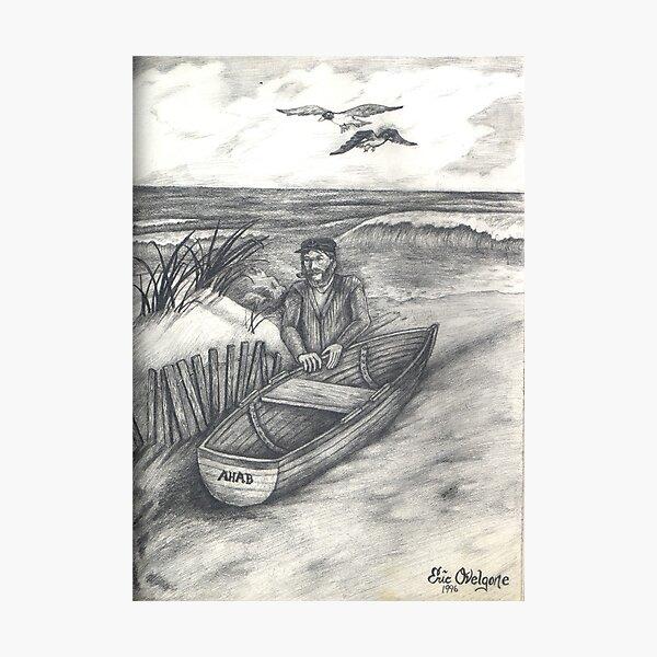 Ahab Photographic Print