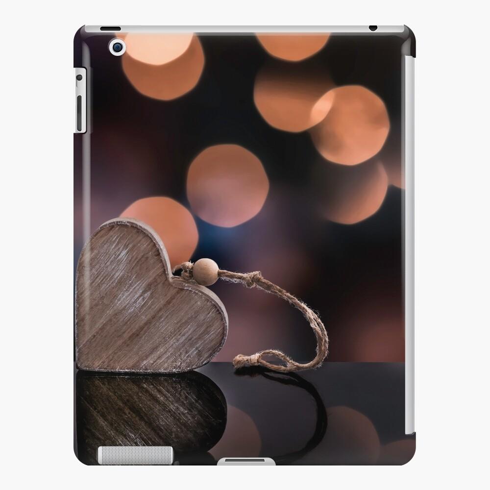 Love heart reflections  iPad Case & Skin