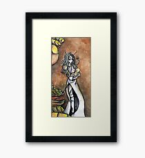 Matrix Mom Framed Print