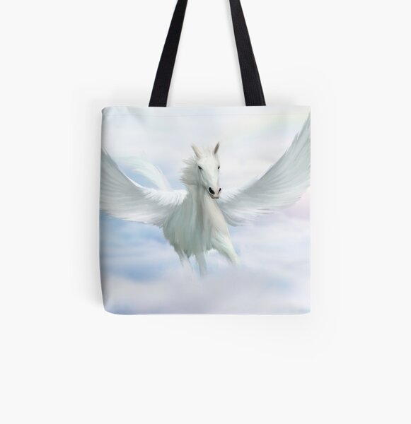 Pegasus All Over Print Tote Bag