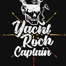Yacht Rock Captain T Shirt Gift by eaglestyle