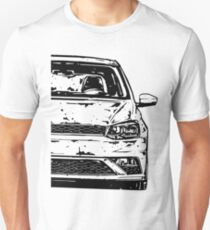 Polo 6C GTI & OLS & quot; T-shirt unisexe