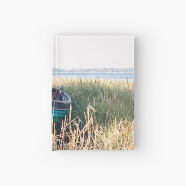 Almost At Sea Hardcover Journal
