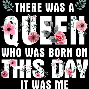 Once Upon A Time There Was A Queen Who Was Born On This Day by TheTaurus