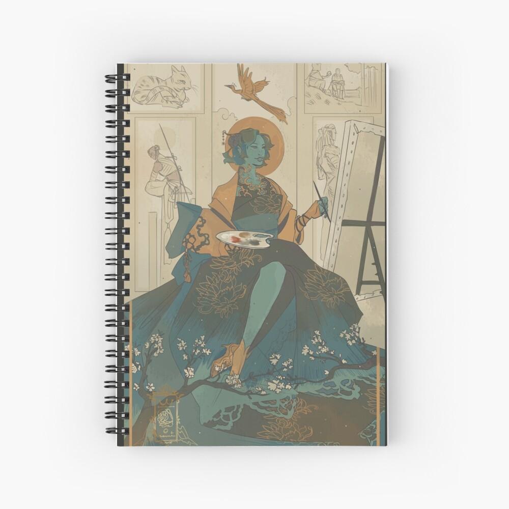 Jester 01 Spiral Notebook