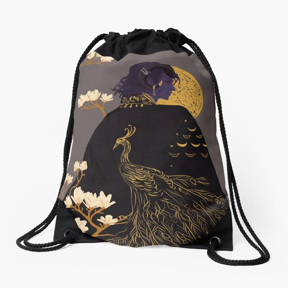 Mollymauk 01 Drawstring Bag