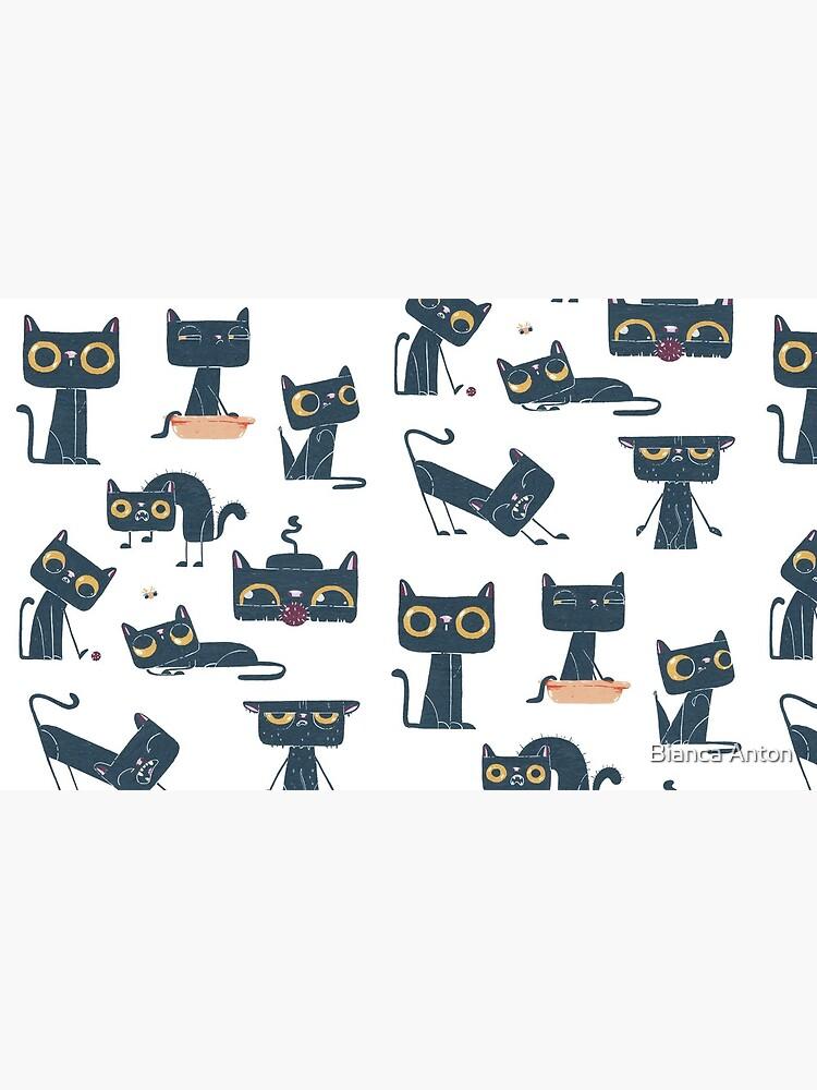 Crazy cat by antonbianca24